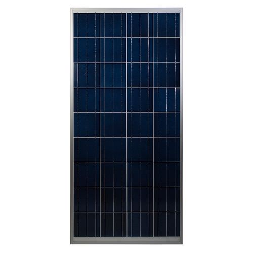 150 Watt, 12-Volt Crystalline Solar Panel