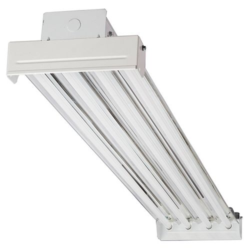 4' 4L T5 High Output High Bay
