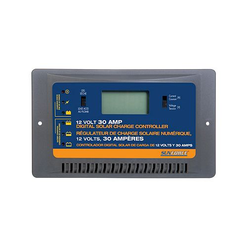 30 Amp Digital Controller