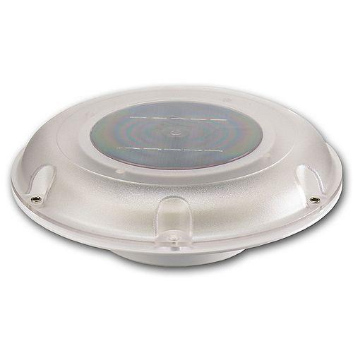 Ventilateur solaire en plastique