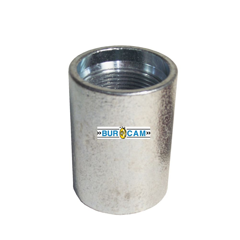 Bur-Cam 1 1/4'' Drive Coupling For Well Point