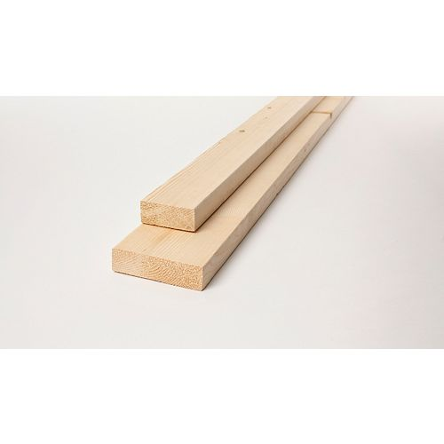 2-inch x 6-inch x 104 1/4-inch Select Stud KDHT SPF Lumber