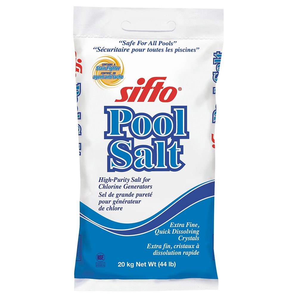 Sifto Pool Salt The Home Depot Canada