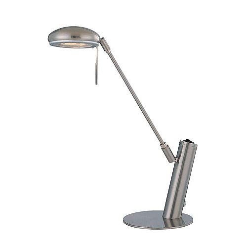 Lampe à une ampoule avec , finition de spécialité