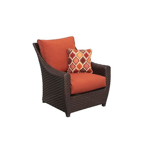 Brown Jordan Highland Patio Lounge Chair