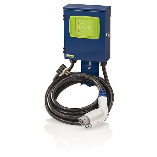 Evr-Green 16-Amp Level 2 Electric Car Charging Station
