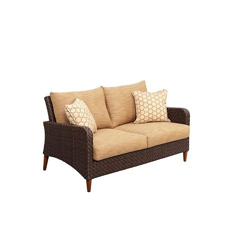 Brown Jordan Marquis Patio Loveseat