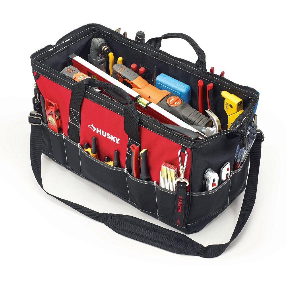 Husky 24-inch Tool Bag