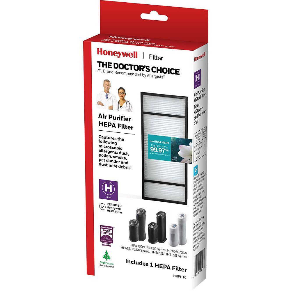 Honeywell True HEPA Replacement Filter for HPA060/160 Series Air Purifiers