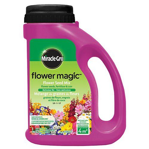 Flower Magic Fleurs multicolores 1 kg