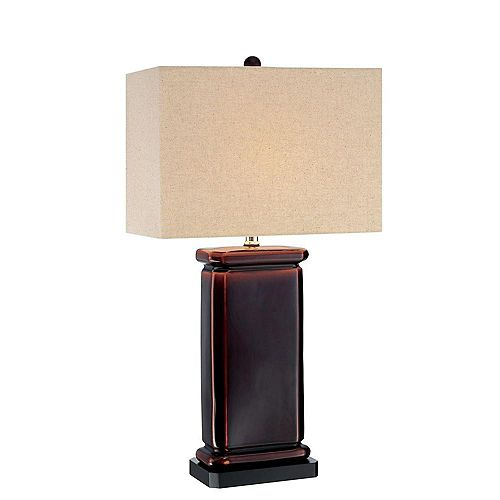 1 Table lumineuse Lampe Café Terminer Le linge de maison Ombre