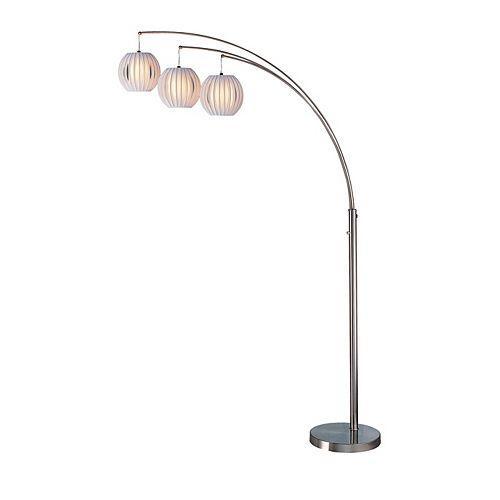 Lampe à trois ampoules avec , finition de spécialité