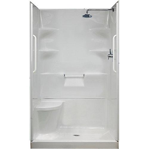 Ellis 42-Inch Acrylic Shower Wall Set