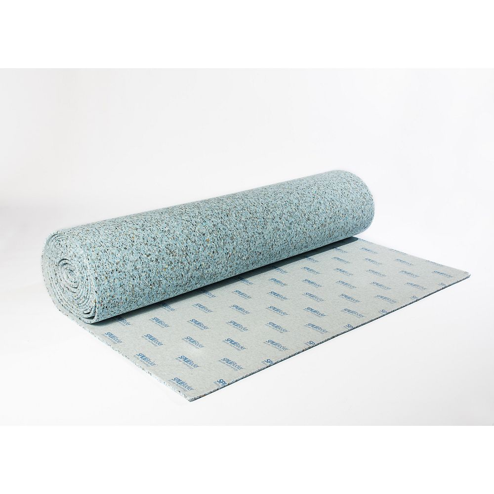Spill Blocker Premium 11mm X 6 Ft X 45 Ft Carpet Cushion With Barrier Technology 8lbs D The Home Depot Canada