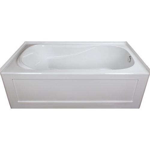 Prescott Acrylic Skirted Non Whirlpool Bathtub