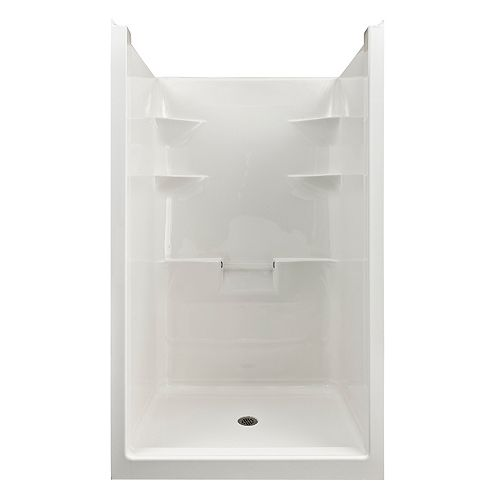 Melrose 4 1-Piece Acrylic Shower Stall