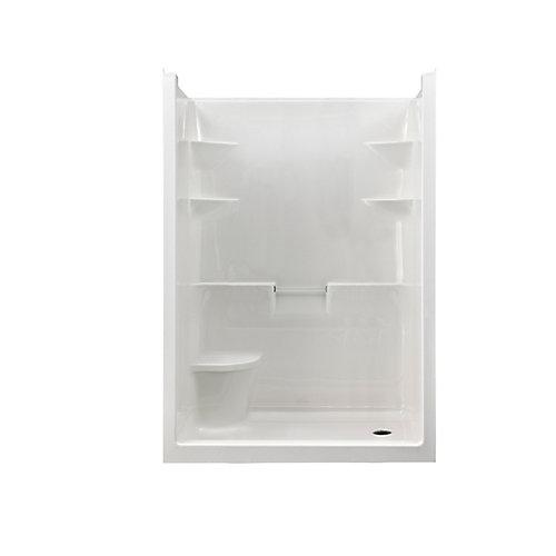 Melrose 5 1-Piece Acrylic Shower Stall