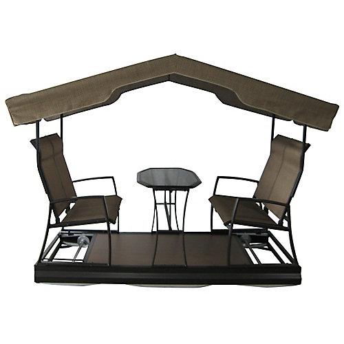 Columbia 4-Seater Outdoor Swing
