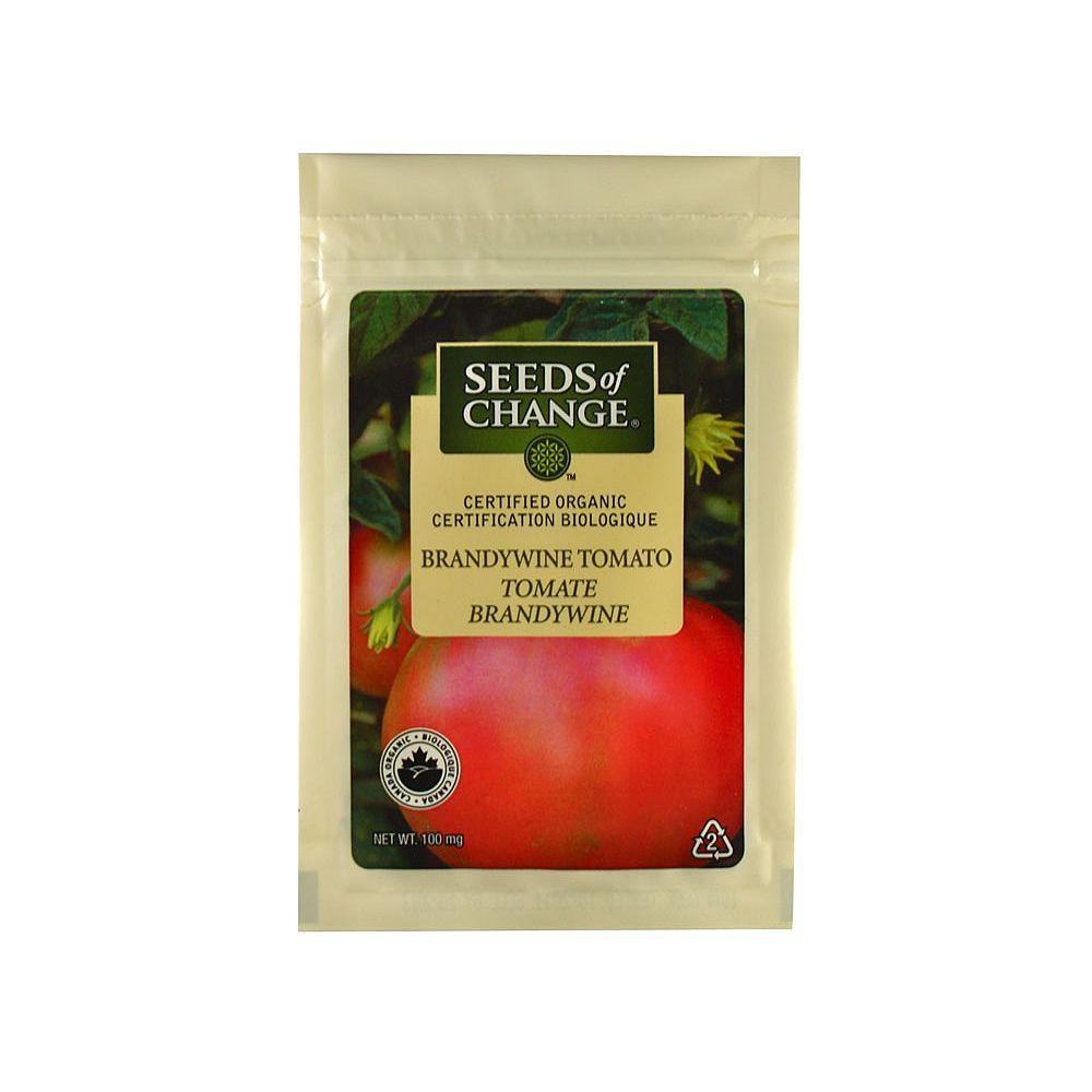 Seeds Of Change Tomate brandywine