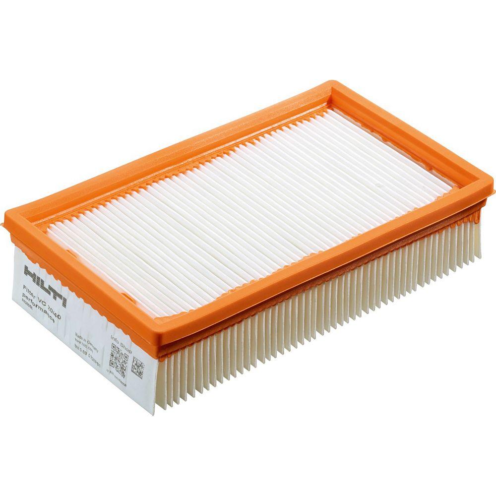 Hilti Vacuum Cleaner Filter Replacement