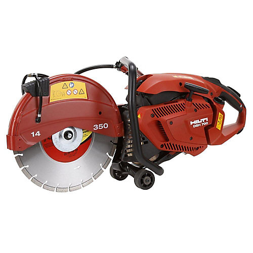 DSH 700-X Hand Held Gas Saw - 14 Inch