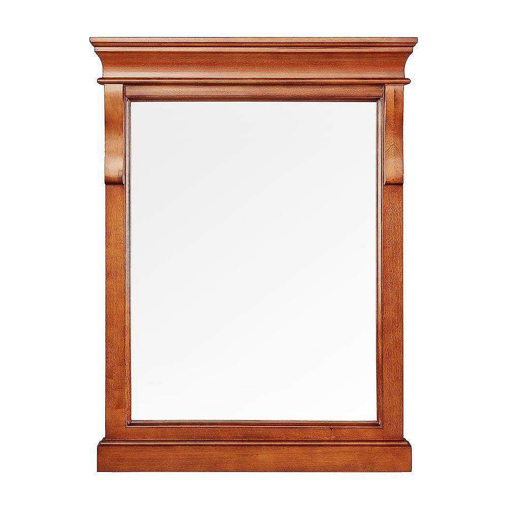 Foremost Miroir Naples de 24 po, 23 1/2 po (L) x 2 po (P) x 32 po (H)