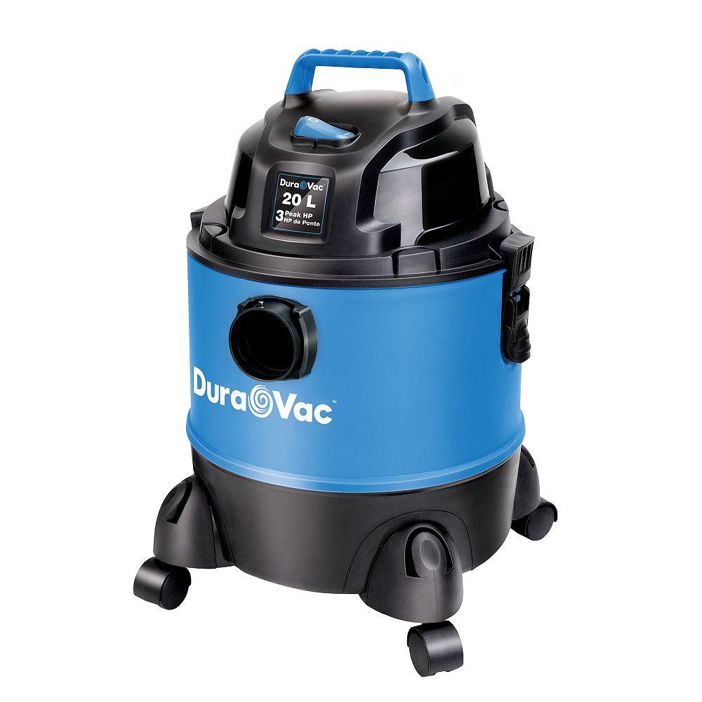 Dura Vac Aspirateur sec/humide (CVQ507PF)