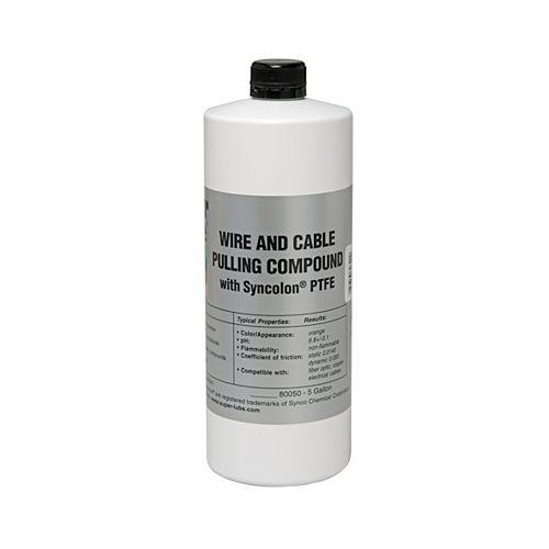 Superlube 1 qt. Bottle SuperPull Fiber Optic Pulling Compound