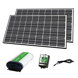 280-Watt Off-Grid Solar Panel Kit