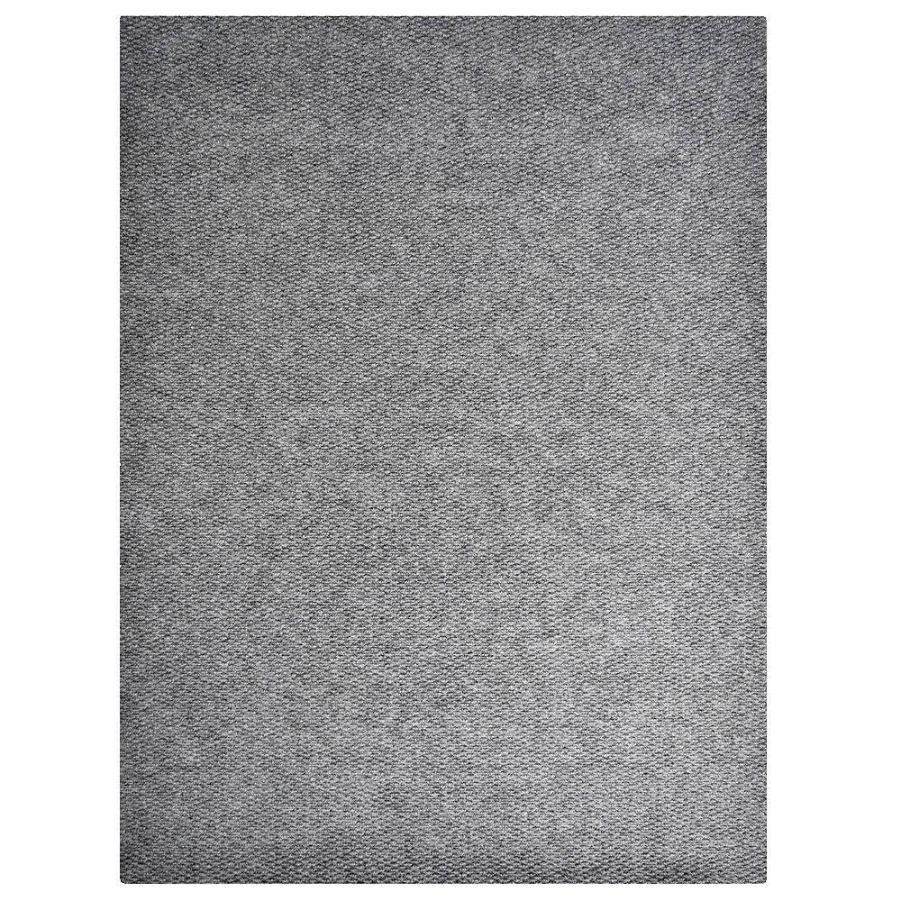 Lanart Rug Impact Grey 4 ft. x 82 ft. Runner