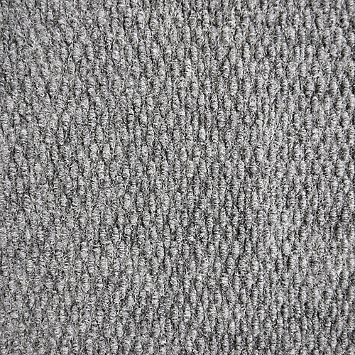 Tapis de passage, 3 pi x longueur sur mesure, gris Impact