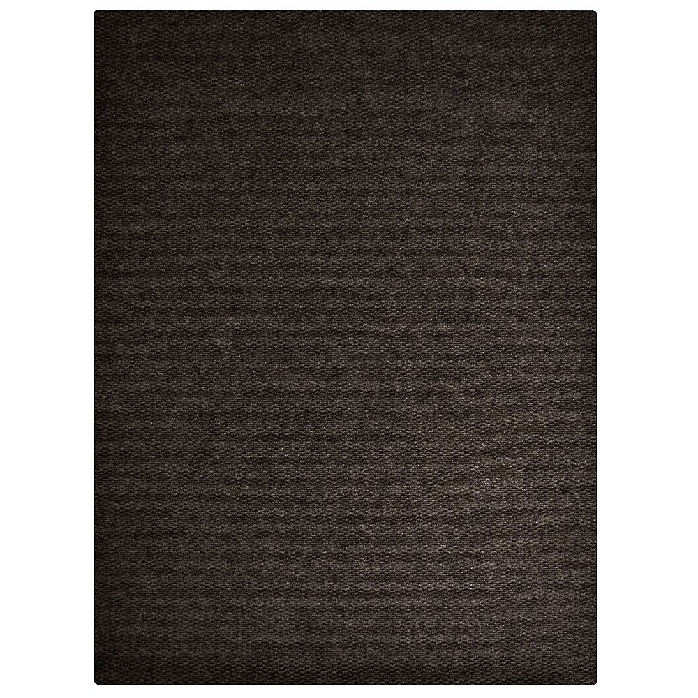 Lanart Rug Tapis de passage, 3 pi x 82 pi, brun Impact Popcorn