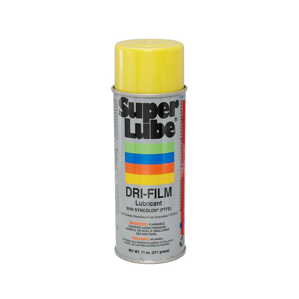 Superlube 11 Oz Dri Film Aerosol The Home Depot Canada
