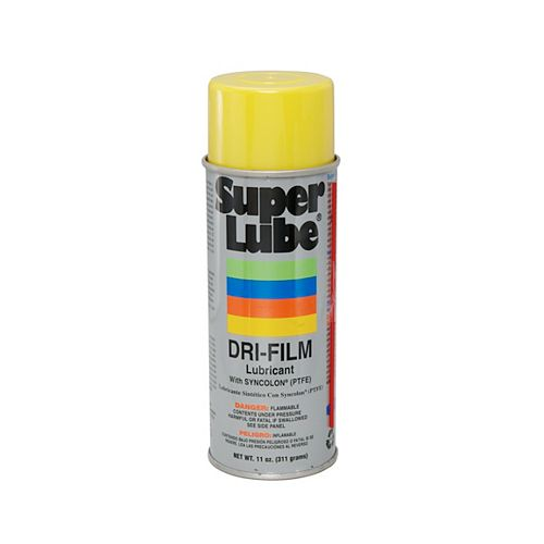 Superlube 11 oz. Dri-Film Aerosol