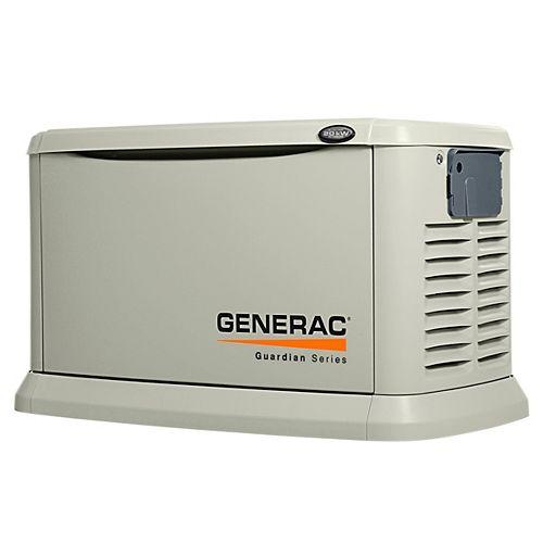 20,000-Watt Automatic Standby Generator