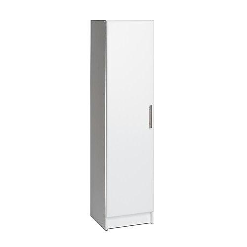 Elite 16-inch Narrow Cabinet in White