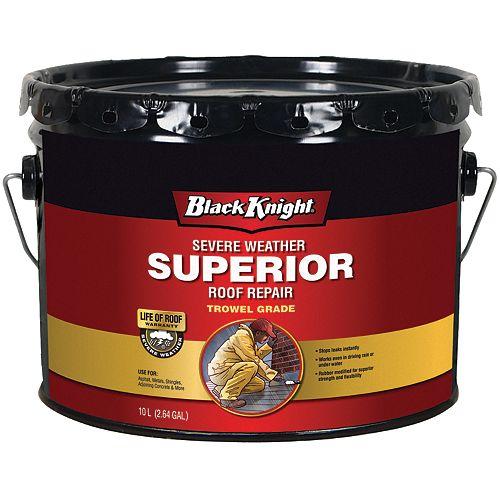 Black Knight Severe Weather Superior Roof Repair 10L