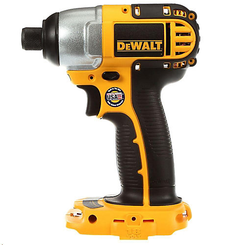 18V 1/4-inch (6.4 mm) Cordless Impact Driver (Tool-Only)