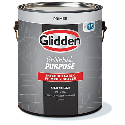 Interior General Purpose Primer + Sealer 3.78 L
