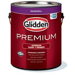 Paint + Primer Interior Eggshell - White 3.7 L