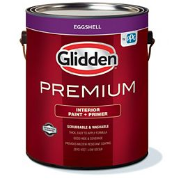 Paint + Primer Interior Eggshell - Accent Base 3.3 L