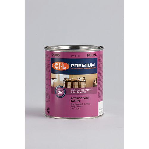 Peinture CIL Premium Fini Satiné -  Pinte