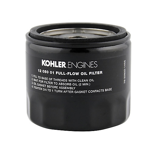 Oil Filter for 42-inch & 46-inch Cub Cadet Lawn Tractors