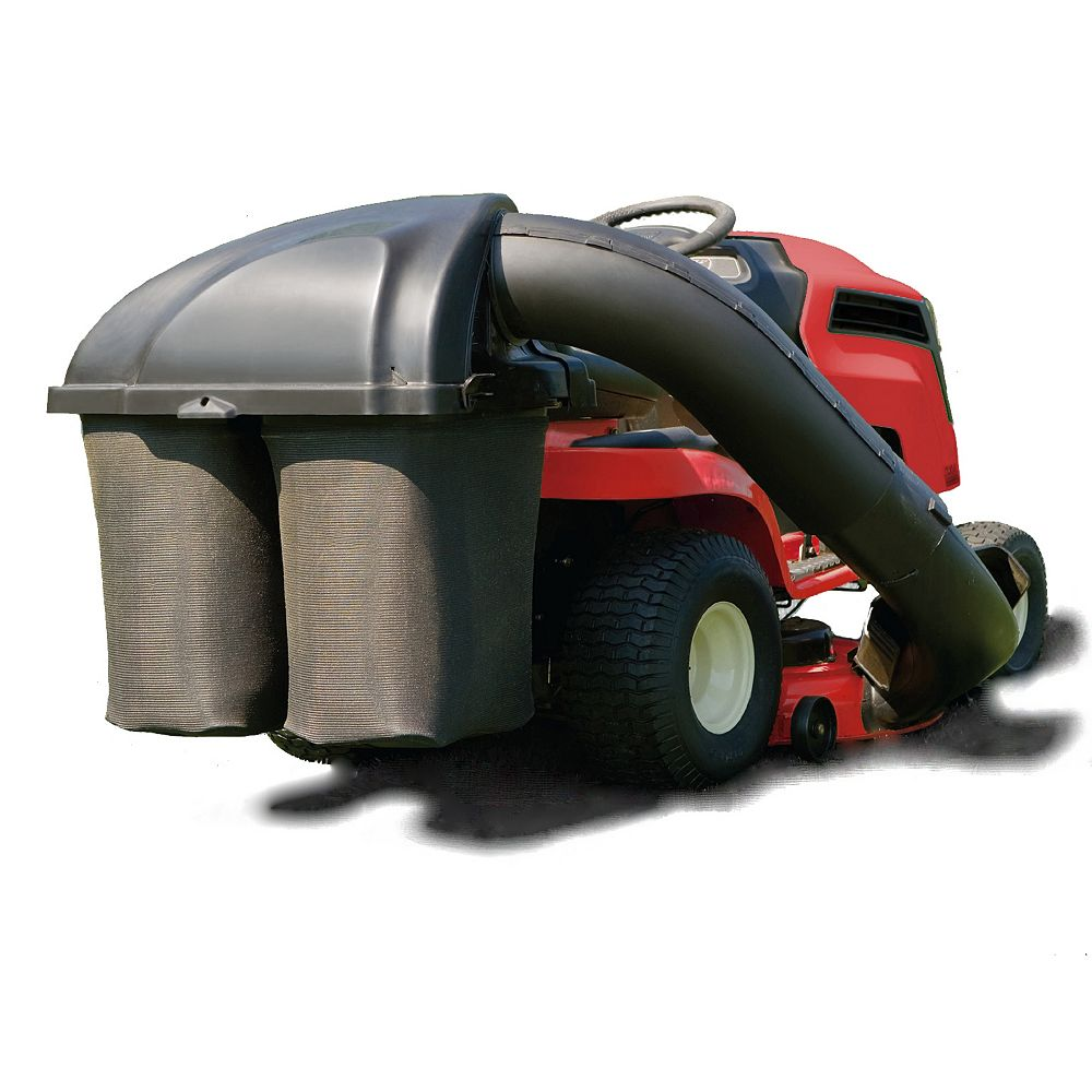 MTD Genuine Factory Parts Twin Bag Collector for 42-inch & 46-inch Decks