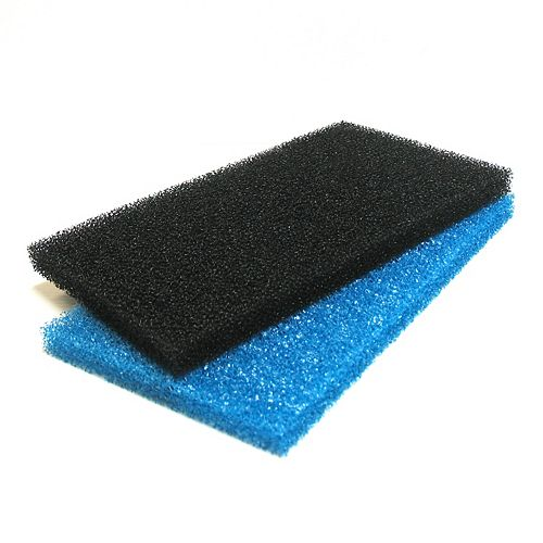 16-inch Replacement Coarse and Fine Filtration for Waterfall Filter Weir