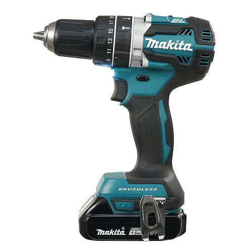 1/2-inch Cordless Hammer Driver/Drill with Brushless Motor