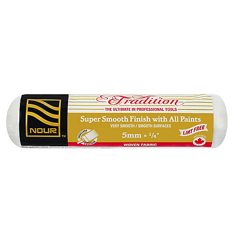 Tradition 5mm Woven Lint Free Roller Refill