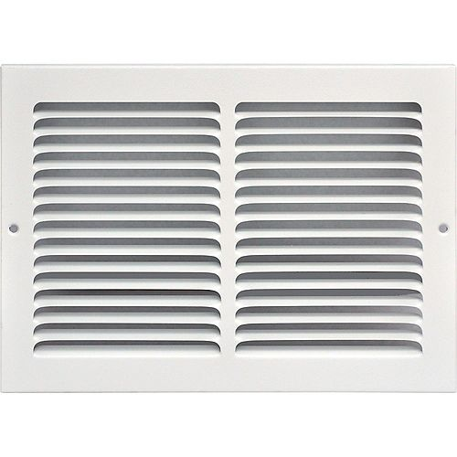 12 in. x 8 in. Return Air Grille Vent Cover
