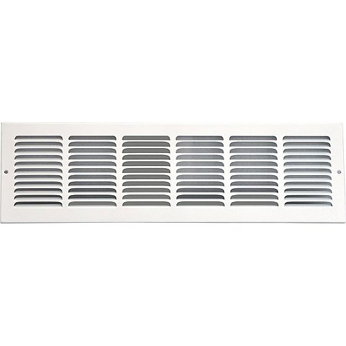 24 in. x 6 in. Return Air Grille Vent Cover