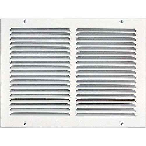 14 in. x 10 in. Return Air Grille Vent Cover